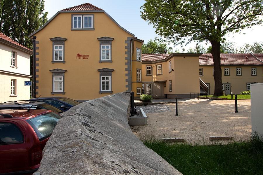 Hotel Haus Nikolai Erfurt