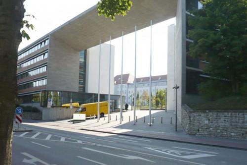 Regierungsviertel Erfurt