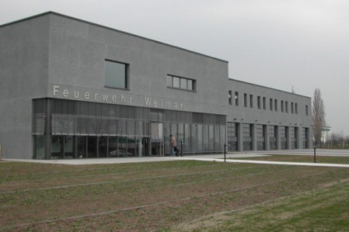 Gefahrenschutzzentrum Weimar